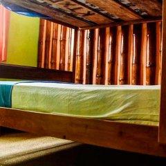 Guacamayo Hostel Pueblo ванная