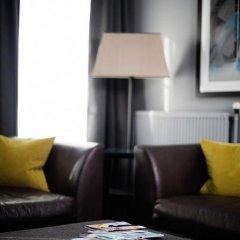 Отель Malmaison Glasgow Глазго комната для гостей фото 11