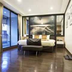 Отель Yasinee Guesthouse Бангкок комната для гостей фото 2