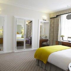 Отель Claridge's 5* Улучшенный номер с различными типами кроватей фото 6