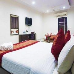 Hotel Apra International 3* Стандартный номер с различными типами кроватей фото 14