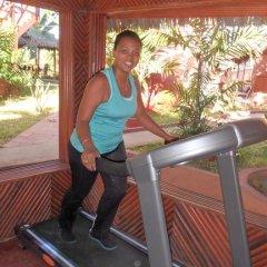 Отель Edena Kely фитнесс-зал фото 2