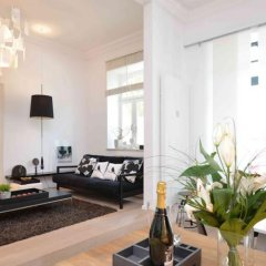 Апартаменты Puro Design Apartment Мюнхен комната для гостей фото 4