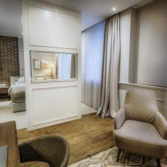 Envoy Hotel Belgrade 4* Стандартный номер с различными типами кроватей фото 5