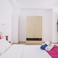 Отель Bella Santorini Studios 4* Апартаменты с различными типами кроватей фото 6