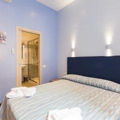 Отель La Grande Bellezza Guesthouse Rome 2* Стандартный номер с различными типами кроватей фото 11