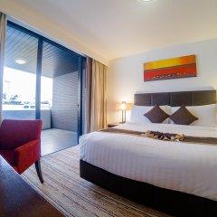Отель Oakwood Residence Sukhumvit Thonglor 4* Студия Делюкс фото 5