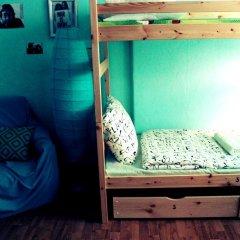 Хостел Джон Леннон Кровать в общем номере с двухъярусными кроватями фото 2