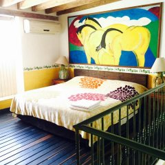 Отель Villa Serena Centro Historico Масатлан комната для гостей фото 3