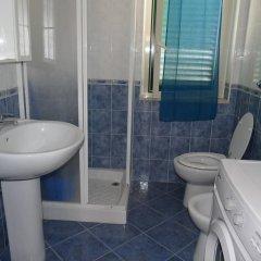 Отель Parco Meridiana Италия, Скалея - отзывы, цены и фото номеров - забронировать отель Parco Meridiana онлайн ванная