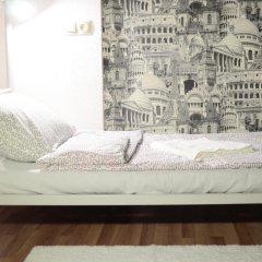 Хостел Кремлевские Огни Кровать в общем номере с двухъярусной кроватью фото 10