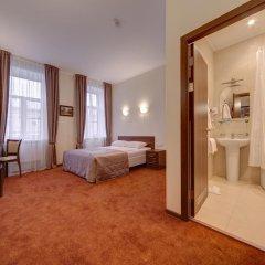 Гостиница SOLO Na Bolshoj Moskovskoj 1 Guest house Стандартный номер с различными типами кроватей фото 2