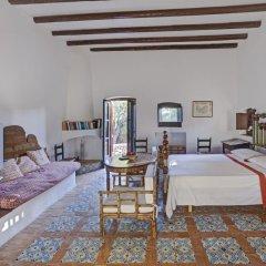Отель Residence La Mannuta Италия, Гальяно дель Капо - отзывы, цены и фото номеров - забронировать отель Residence La Mannuta онлайн комната для гостей фото 2