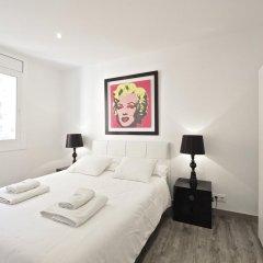 Отель The White Flats Les Corts Испания, Барселона - отзывы, цены и фото номеров - забронировать отель The White Flats Les Corts онлайн комната для гостей фото 6