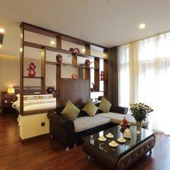 Sapa Legend Hotel & Spa 3* Люкс Премиум с различными типами кроватей фото 6