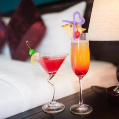 Отель Halong Aclass Legend Cruise 3* Номер Делюкс с различными типами кроватей фото 2