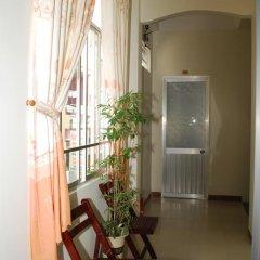 Отель Cat Vang Guesthouse балкон