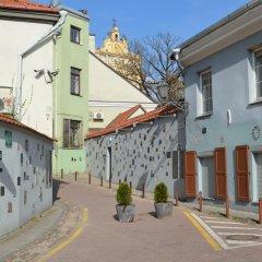 Отель Sofijos apartamentai Old Town Апартаменты с различными типами кроватей фото 19