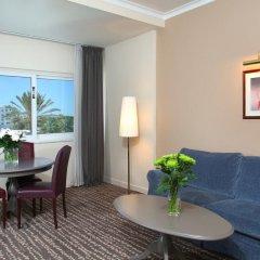 Отель Hilton Park Nicosia 4* Представительский номер с различными типами кроватей фото 3