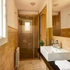 Отель Cas Menescal Испания, Коста-де-лос-Пинос - отзывы, цены и фото номеров - забронировать отель Cas Menescal онлайн ванная