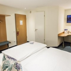 Hotel Allegra 3* Стандартный номер с двуспальной кроватью фото 7