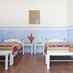 Отель Casa San Ildefonso 3* Кровать в общем номере