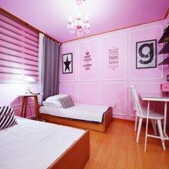 Отель Han River Guesthouse 2* Стандартный номер с различными типами кроватей фото 7