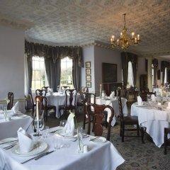 Отель Chilston Park Hotel Великобритания, Мейдстоун - отзывы, цены и фото номеров - забронировать отель Chilston Park Hotel онлайн питание фото 3