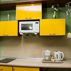 Гостиница Теремок Заволжский Семейные апартаменты разные типы кроватей фото 3
