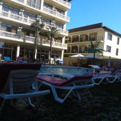 Гостиница Эвелин пляж