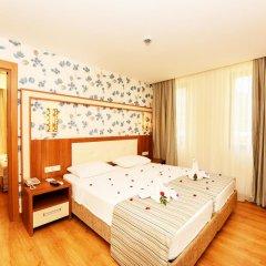 Отель Liberty Hotels Oludeniz 4* Улучшенный семейный номер с 2 отдельными кроватями фото 4