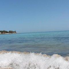 Отель Villa Maria Фонтане-Бьянке пляж
