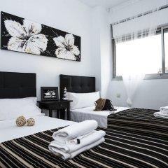 Отель Alcam Vila Olímpica комната для гостей фото 3