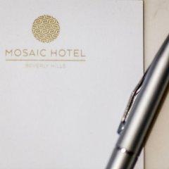 Отель The Mosaic Beverly Hills 4* Люкс фото 11