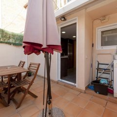 Апартаменты Bbarcelona Apartments Sagrada Familia Terrace Flats Барселона питание