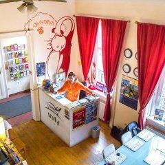 Unity Hostel Budapest Будапешт детские мероприятия