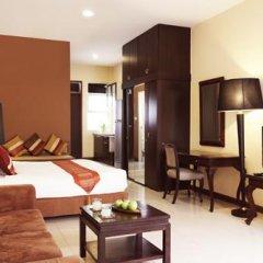 Piman Garden Boutique Hotel 3* Люкс с различными типами кроватей фото 3