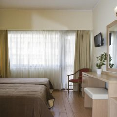 Parnon Hotel 3* Стандартный номер с различными типами кроватей фото 17