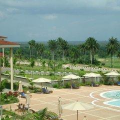 Ibom Hotel & Golf Resort бассейн