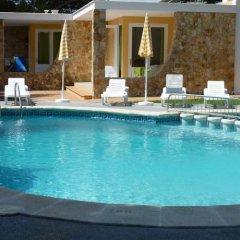 Отель Apartamentos Playa Calan Blanes Кала-эн-Бланес бассейн фото 3