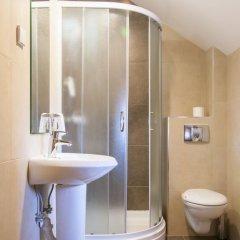 Отель Orient Villa Apartments and Rooms Сербия, Белград - отзывы, цены и фото номеров - забронировать отель Orient Villa Apartments and Rooms онлайн ванная