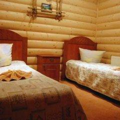 Гостиница Panorama Karpat Yablunytsya Номер категории Эконом с 2 отдельными кроватями фото 2