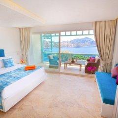 Asfiya Sea View Hotel 2* Стандартный номер с различными типами кроватей фото 3
