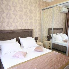 Гостиница Кристалл Стандартный семейный номер разные типы кроватей фото 7