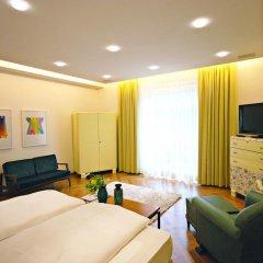 Hotel Aurora 4* Номер категории Эконом фото 5