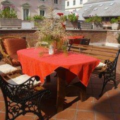 Отель Residenza Villa Marignoli Италия, Рим - отзывы, цены и фото номеров - забронировать отель Residenza Villa Marignoli онлайн питание фото 3