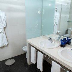 Отель Eurohotel Diagonal Port (ex Rafaelhoteles) 3* Номер категории Эконом с различными типами кроватей фото 6