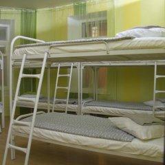 Хостел Houseton Кровать в общем номере с двухъярусными кроватями фото 9