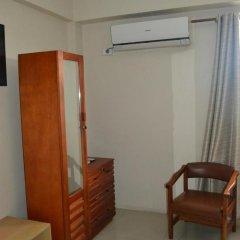 Grand Melanesian Hotel 2* Люкс с различными типами кроватей фото 8
