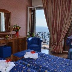 Taormina Park Hotel 4* Стандартный номер разные типы кроватей фото 8
